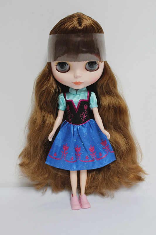 Бесплатная доставка Топ Скидка DIY ню Блит куклы Пункт № 56 кукла с ограниченной подарок Специальная цена дешевое предложение игрушка