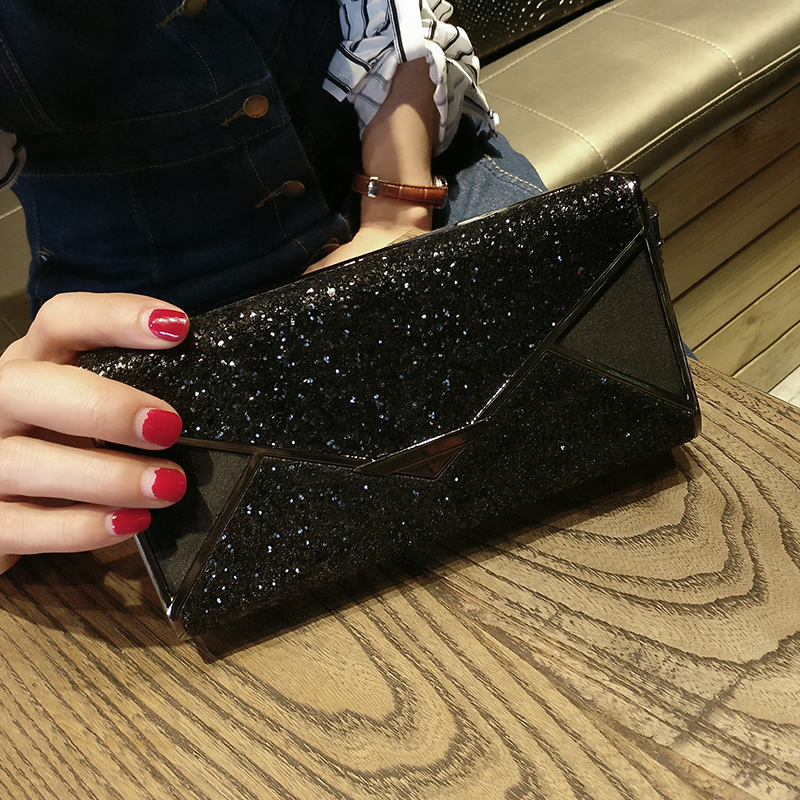 LYKANEFU High Quality Women Bag Minaudiere Evening Party Bags Female Day Clutches Chain Shoulder Hand Bags Ladies Clutch Purse women gold clutch evening party bag chain ladies clutches bags ladies evening shoulder bag wedding female crystal clutch purse