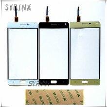 Сиринкс 3 м Стикеры Сенсорный экран для lenovo P1 P1c72 P1a42 P1c58 Сенсор спереди Стекло планшета Панель Сенсор сенсорный Экран Замена