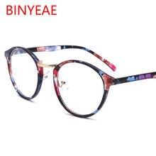 d08c2e93d Armações de óculos baratos óculos falsos das mulheres rodada transparente  claro coréia óculos de acetato óculos lady Gafas Oculo.