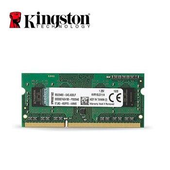 Kingston 4GB PC3-12800S DDR3 1600Mhz 4GB CL11 204pin 1,35 V la memoria del ordenador portátil SODIMM ram