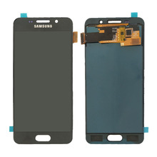 A310 LCD For Samsung Galaxy A3 2016 A310 A310F A310H A310M A310Y LCD Display touch screen digitizer assembly  adjust brightness