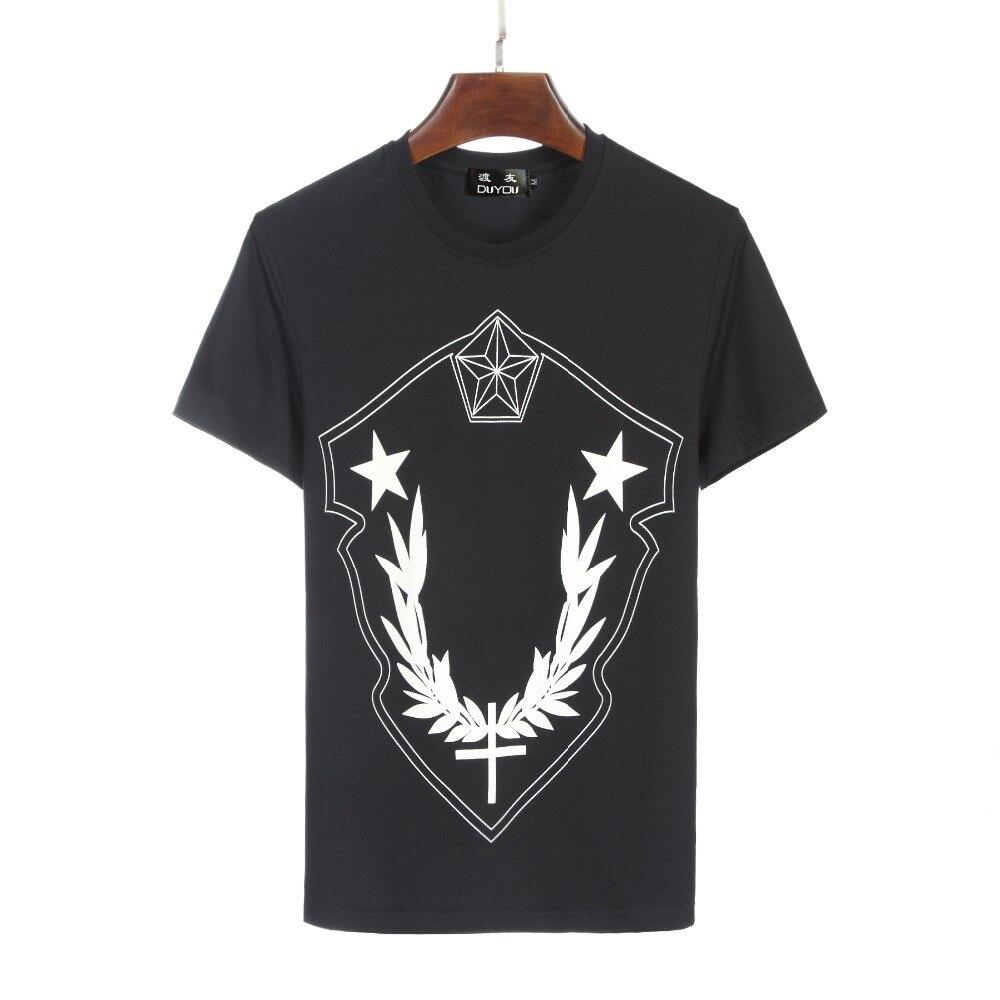 shirt Slogan Courtes Camisetas Hommes Mâle Manches Ras Casual Cou Graphique Hombre Pour Tops Du Imprimé À T 8EOqwTxUqd