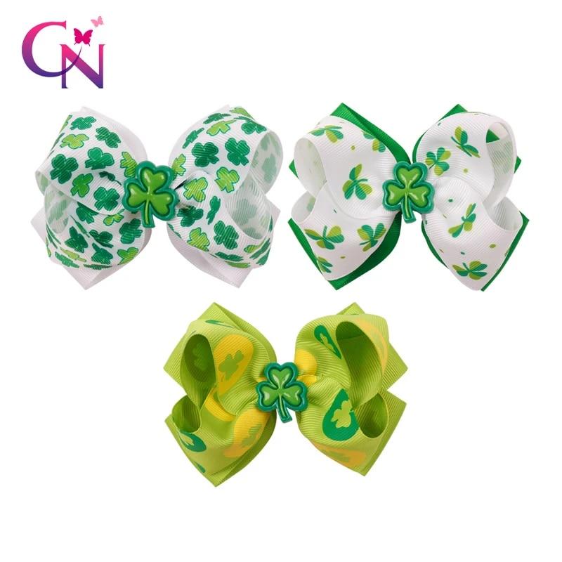 St Patrick\u2019s Day Bows