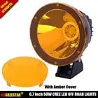 Affumicato Lente/Switchback Bianco/Ambra LED Daytime Corsa e Jogging Luce/indicatore di Direzione Per Il 2007 10 Cayenne - 3