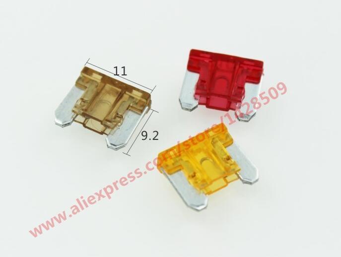 12//24V Male Fusible 20A Connecteur Prise Allume-cigare De Voiture Socle BU