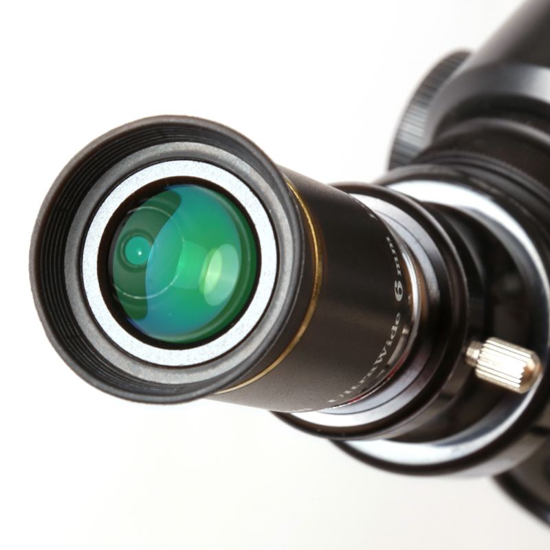 Prix pour Celestron télescope oculaire pièces uw6mm grand angle oculaire télescope astronomique pièces