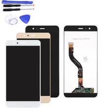 New 5.2 For HUAWEI P10 Lite WAS-LX1 WAS-LX1A WAS-LX2 WAS-LX3 LCD Display Touch Screen Digitizer Assembly