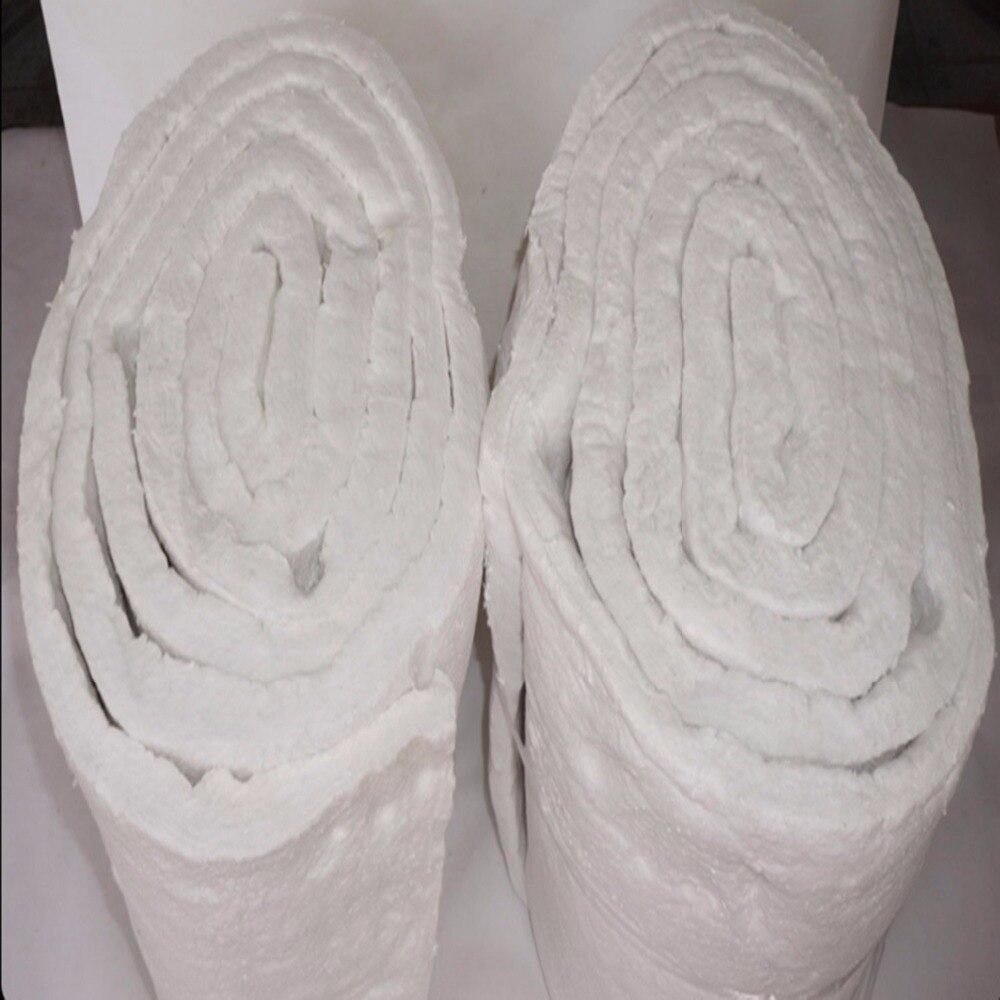 cerâmica silicato de alumínio needled cobertor isolação