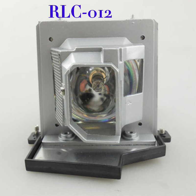 Free Shipping Brand New Projector lamp With housing RLC-012 For Viewsanic PJ406D/PJ456D Projector free shipping brand new rlc 038 projector lamp with housing module for viewsanic pj1173 projector