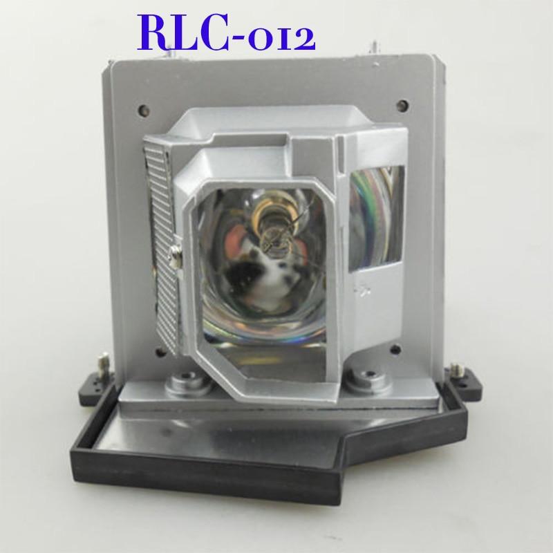 все цены на Free Shipping Brand New  Projector  lamp With housing RLC-012 For Viewsanic PJ406D/PJ456D  Projector онлайн