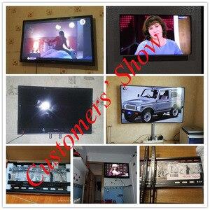 Image 3 - קבוע טלוויזיה קיר הר אוניברסלי 50 KG הטלוויזיה קיר הר סוגר קבוע טלוויזיה שטוח מסגרת עבור 26 55 אינץ LCD LED צג שטוח