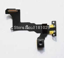100% Guarantee Original Front Camera with Sensor Flex Cable Ribbon for iPhone 5 5G With Tracking Number Free Shipping