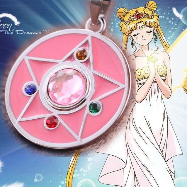Aliexpress.com : Buy [Sailor Moon] Tsukino Usagi Lucky Charm Pink ...