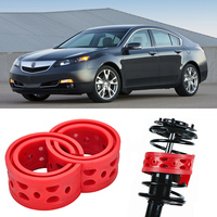 2pcs Size D Front Shock Suspension Cushion Buffer Spring Bumper For ACURA TL