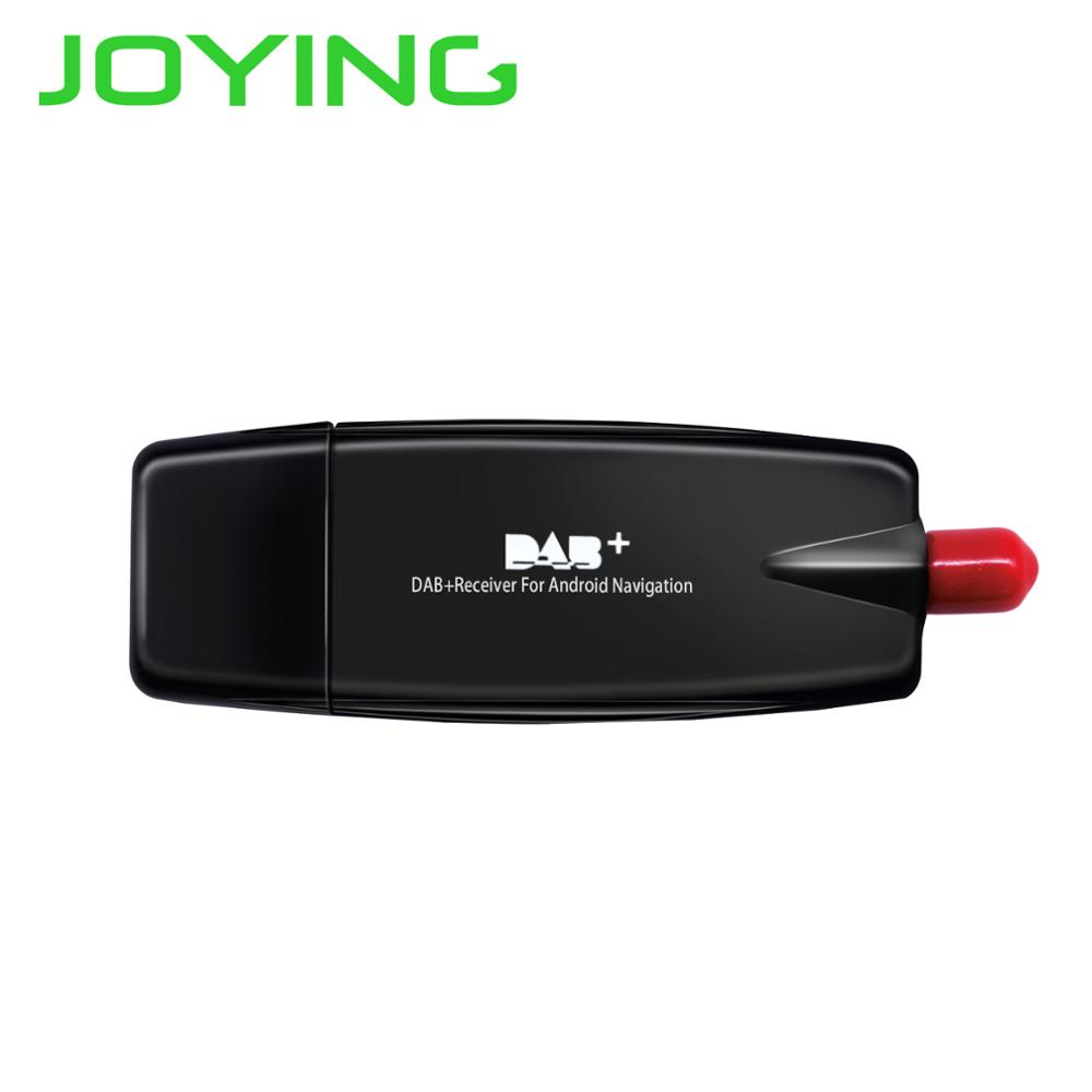 Joying Universal Car DAB+ Digital Radio Receiver Dongle with <font><b>USB</b></font> Adapter DAB <font><b>Antenna</b></font> for Android Auto Radio Car Stereo Player image