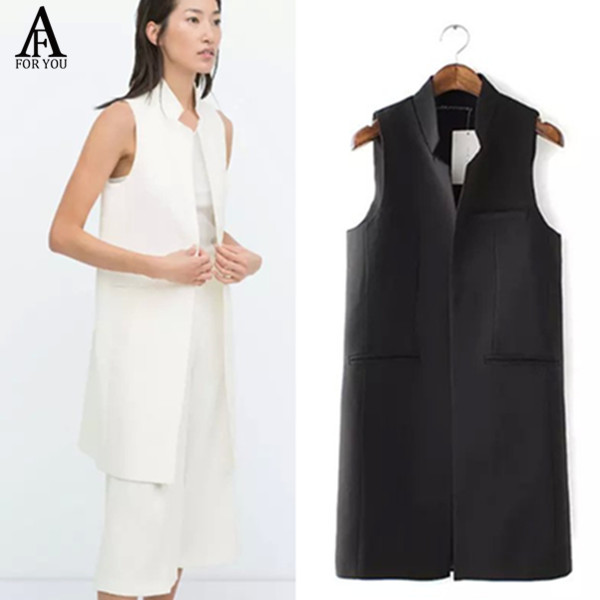 Popular Sleeveless Blazer for Women-Buy Cheap Sleeveless Blazer ...
