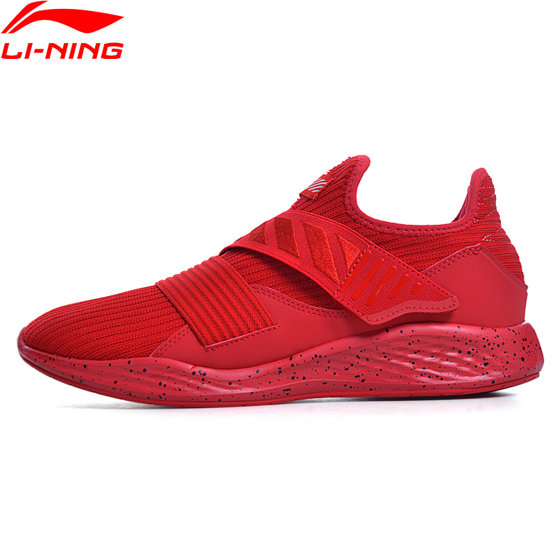 Li Ning Men s Sports Life Walking Shoes LN Cloud Cushion Sport Shoes Breathable LiNing Comfort