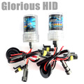 A pair 35W xenon lamp replacement for Car Xenon headlight H1 H3 H7 H8 H9 H11 9005 9006 H27 881 4300K 6000K 8000K xenon bulb