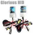 Un par 35 W reemplazo de la lámpara de xenón para luces delanteras de Xenon H1 H3 H7 H8 H9 H11 9005 9006 H27 881 4300 K 6000 K 8000 K xenon bombilla