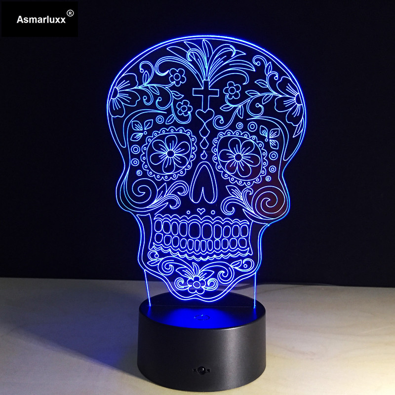 Asmarluxx 3D Night Lamp00375