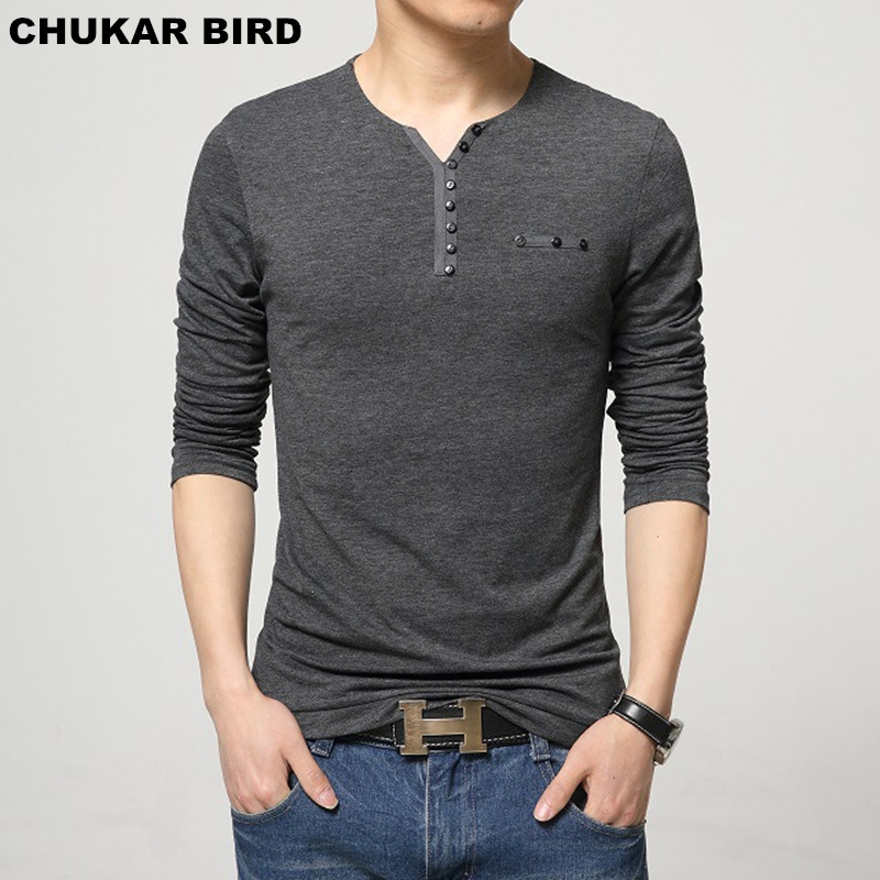 Online buy wholesale men stylish from china men stylish for Mens slim fit long sleeve t shirts