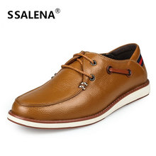 Men Formal Derby Shoes Men Breathable Genuine Leather Casual Shoes Business Wedding Dress Shoes Footwear for Male AA20575