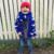 2016 nouveau printemps automne enfants Bobo Choses nuage motif pull de garçons filles bébé automne Cardigan pull en tricot vêtements pour enfants