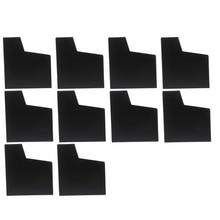 10Pcs/Set Matte Cover Dust Case Game Cartridge Protector Sleeve For Nintendo NES