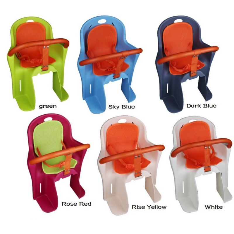 Baby Children Kids Bicycle Bike Chair for Bicycle Saddle Children Back Seat Traveling Set with Protection
