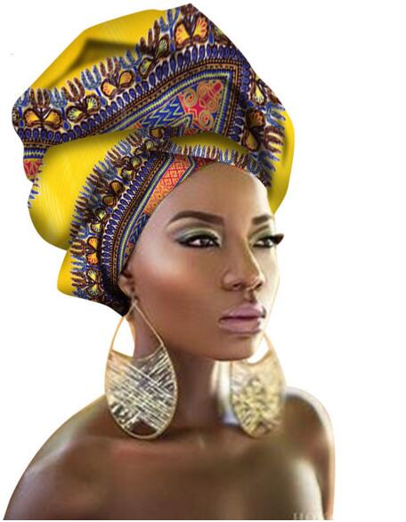 10pcs DHL wholesales Fashion African Headwraps For Women Head Scarf For Lady Hight Quality Cotton Women Head wraps Accessories in Women 39 s Skullies amp Beanies from Apparel Accessories