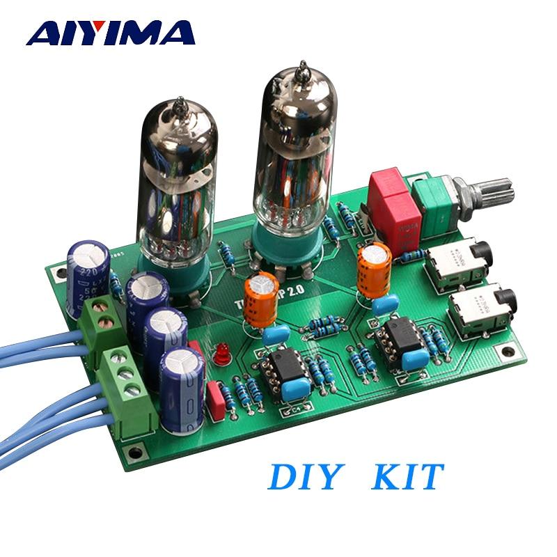 Aliexpress.com : Buy Aiyima Class A 6J5 Vacuum Tube Pre ...