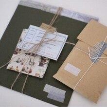 27 sheets/set Tape Stickers Scrapbooking Adhesives Basic Masking Tin Case Art Decorative Craft