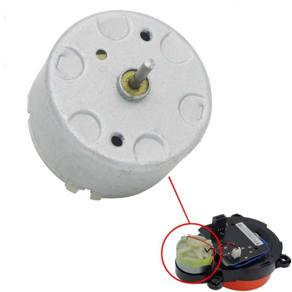 Gear Transmission Motor for xiaomi Mijia & Roborock S50 S51 Robot Vacuum Cleaner Laser Sensor LDS Cleaner Motor Replacement Part