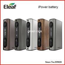 IPower Batería 5000 mAh Eleaf originales Nuevo Firmware Con Modo Inteligente iPower TC 80 W Caja Mod