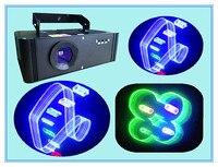 Rasha 3D Laser Light 750MW RGB Full Color Laser Light 2D 3D Laser Lighting Stage Disco