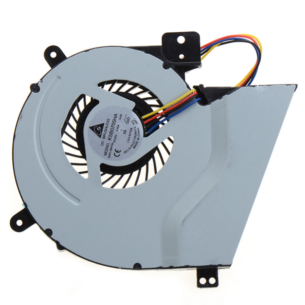 Laptops Replacements Cpu Cooling Fans Fit For ASUS X451ca X551CA X451 X551 X551MA Notebook Processor Cooler Fans цена и фото
