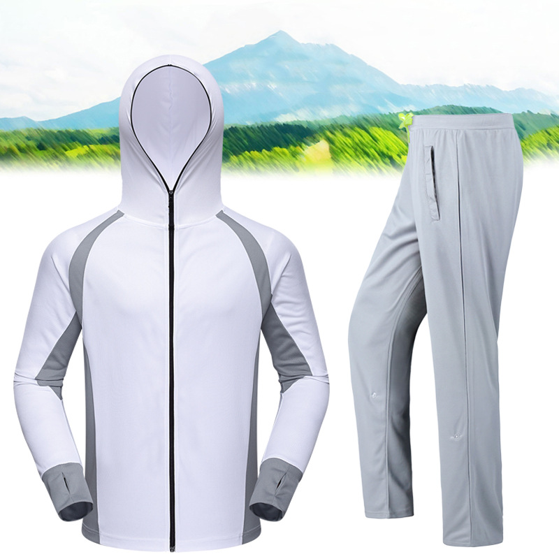 Men Women Outdoor Fishing Clothes Long Sleeve Fishing Hoodie Pants Outdoor Breathable Sun Protection Suits Summer Hiking Clothes wechip v7 android tv box 7 1 5000 live iptv nordic arabic france europe netherland portugal usa brazil asia smart tv iptv box