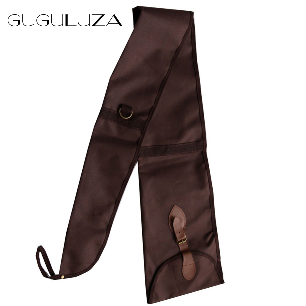 GUGULIZA 47 Long Gun Sock Durable Polyester Rifle Sleeve Sock Rifle Protector Shotgun Firearm Cover Case StorageBagGUGULIZA 47 Long Gun Sock Durable Polyester Rifle Sleeve Sock Rifle Protector Shotgun Firearm Cover Case StorageBag