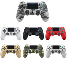 Wireless Controller For Sony PS4 Gamepad for DualShock Vibration Joystick Gamepads for For PS3 Console For Win 7/8/X