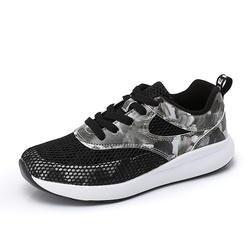 2019 Новая женская обувь на плоской подошве Повседневная Лето Осень Женская мода сетка кроссовки на плоской подошве Спортивная обувь