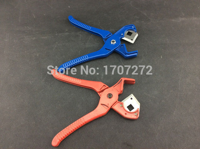 Spedizione gratuita: diametro 0-25mm forbici per tubi in nylon materiale alluminio, tronchesi ppr, tagliatubi