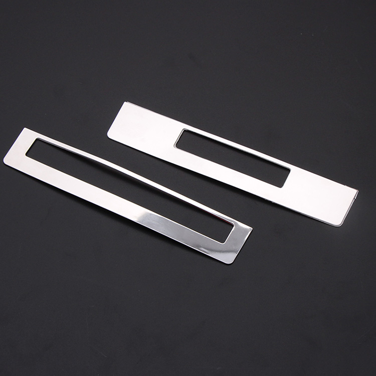 Stainless steel interior decoration cover for chevrolet for Insignia interior design decoration