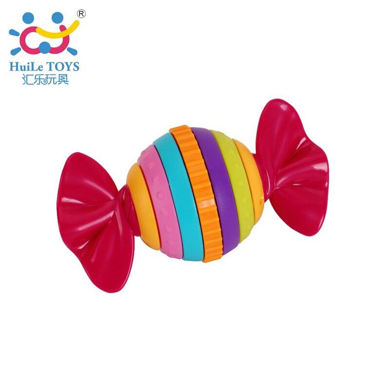 Yüksek Kalite Bebek Oyuncakları Çocuk Çıngırak Yürüyor Erken Öğrenme Eğitici Oyuncak Plastik Bebek El Çan Renkli Oyuncaklar Ücretsiz Kargo