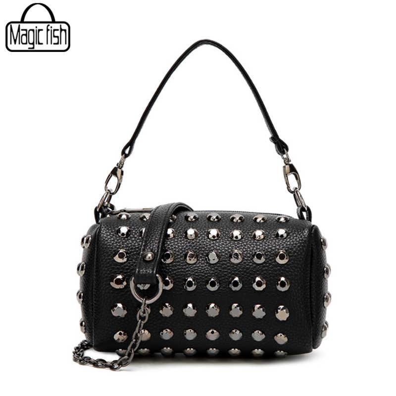 Hot Mini New Women Messenger Bag 2018 Good Quality PU Leather Famous Brands  Design Women Bags a1b9a9cf7908