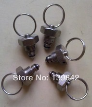 Free shipping 2 pieces stainless steel  Pressure Relief Valve