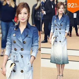 f3bdeb5d3f6138 POLIS luxury gradient color Double Designer European Women