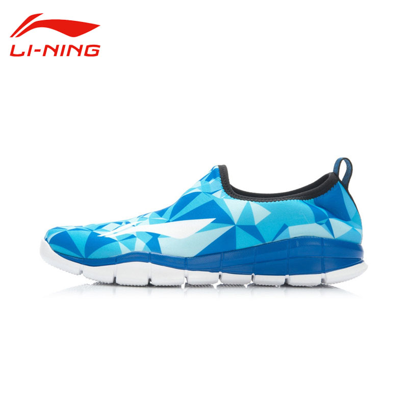 Li-Ning Men's Breathable Super Light Training Shoes LINING Deodorant Cooling Soft Fitness Sneakers Sports Shoes AFHK027 original li ning men professional basketball shoes