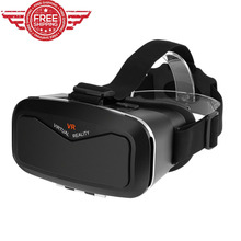 BP 3D09  Virtual Reality Glasses 3D VR Box Headset 3D Movie Game Glasses Head-Mounted for 4.0 ~ 6.0″ Android iOS Smart Phones
