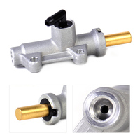 DWCX New Rear Brake Master Cylinder 19DWCX3 1910301 for Polaris Sportsman 335 400 450 500 600 700 800 MV7 Worker 500 335 Diesel